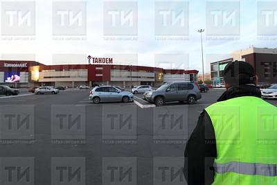 05.10.2017 - Эвакуация ТЦ Тандем ( Михаил Захаров )