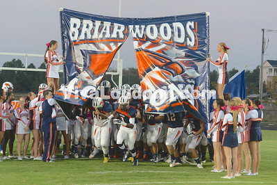 Football - Varsity: Freedom vs. Briar Woods (by Jeff Scudder)