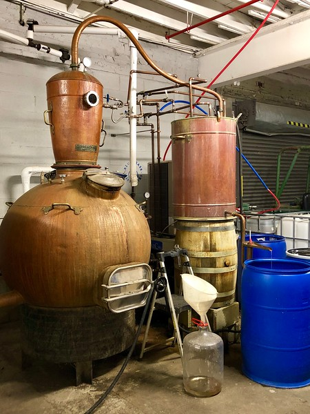 Bluegrass Distillers Still