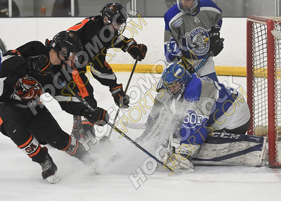 Attleboro - Oliver Ames Boys Hockey 2-5-20