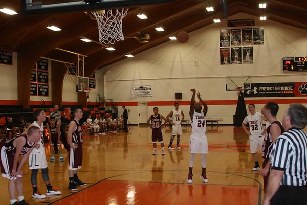 JV Basketball vs. Fishburne