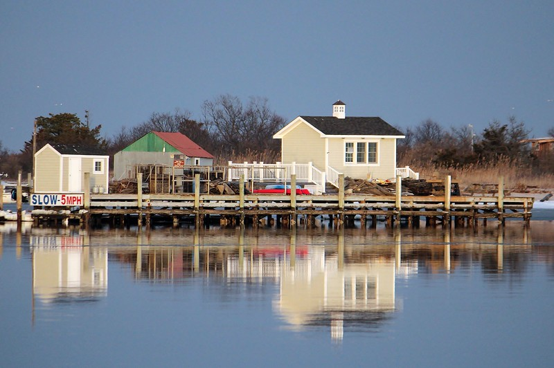 Captree bay houses