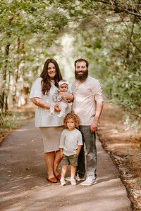 Mendy and Margalit Family Photos