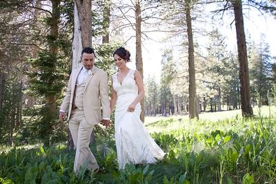 Natalia & Andrew- Tahoe Donner 2016