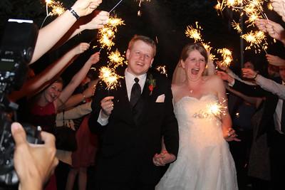 Amanda & Sean's Wedding