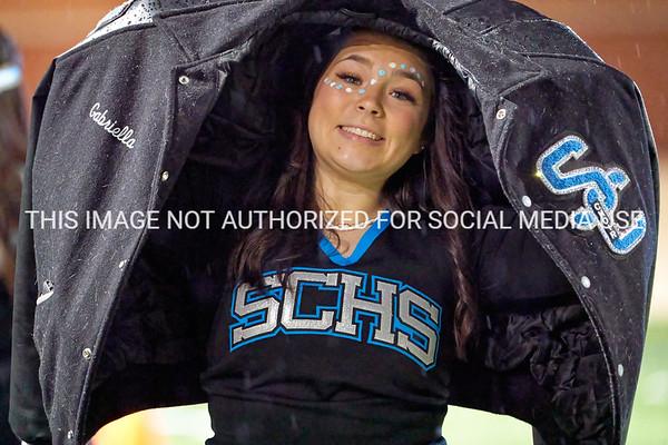 Shadow Creek Cheer, Dance, Homecoming - Pearland at SCHS