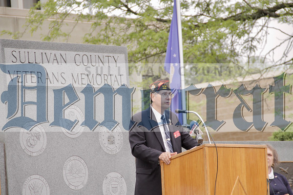 Monticello Memorial Day Ceremony