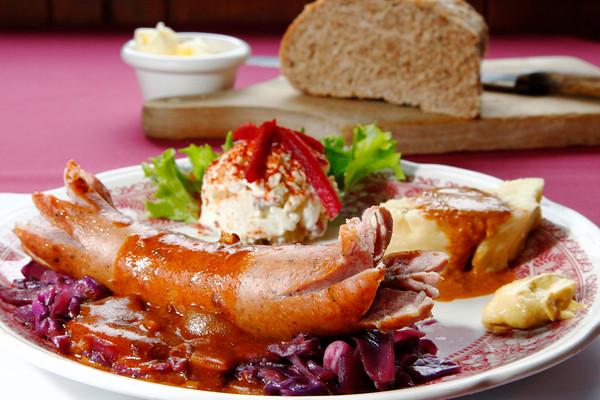 Vladimir's Czechoslovakian Restaurant, Inverness