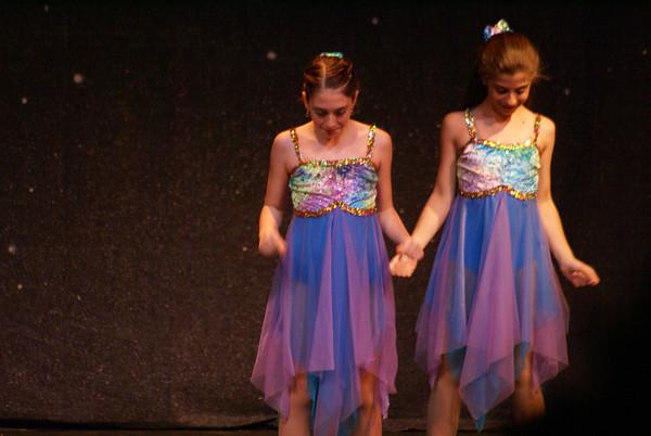 Bea performs a recital at Ms. Paula's Dance