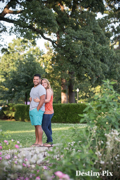 Paige and Austin's Engagement Pix