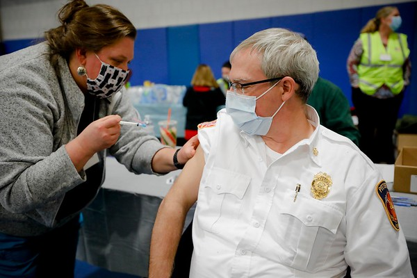 COVID-19 Vaccine Clinic for First Responders-011221