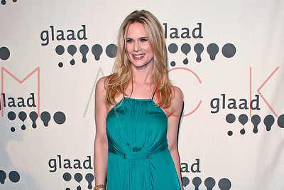New York, NY - March 26:  The 18th Annual GLAAD Media Awards at The Marriott Marquis.
