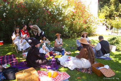Steampunk Picnic and Egyptian Museum Tour