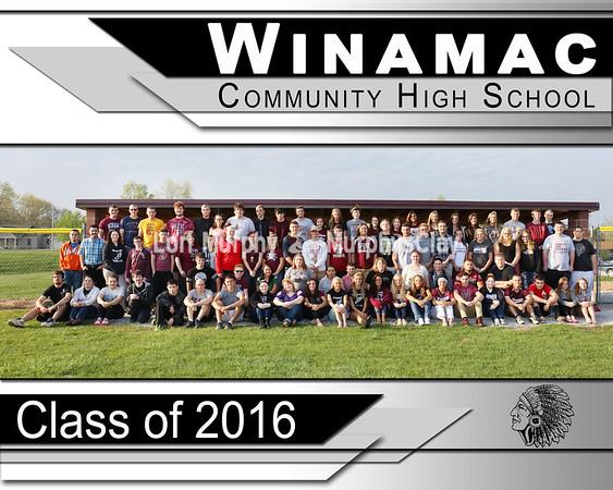 Winamac Seniors 2016
