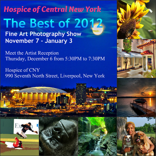 Hospice of CNY Fine Art Photography Show