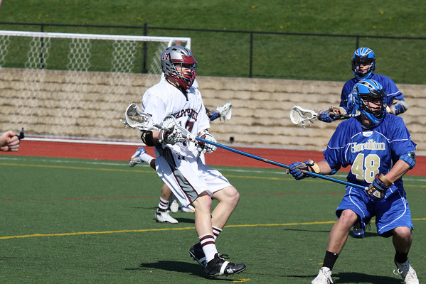 20090416 Swarthmore Lax vs. Hamilton College