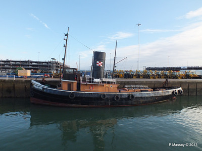 Historic Preserved Vessels - not Warships