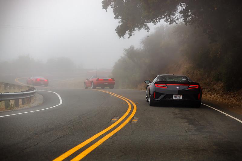 2018 06/24: LMR's Malibu Canyon Drive