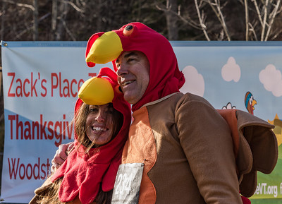 2017 Zack's Place Turkey Trot - Woodstock, VT