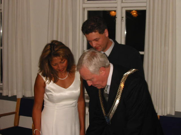 Rene & Myra's wedding