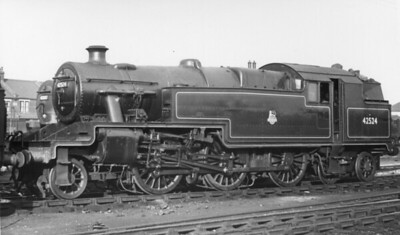 Stanier 3 Cylinder 4P-E tank engines (42500-42536) for LTSR