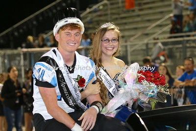 Hagerty Homecoming Court 2017