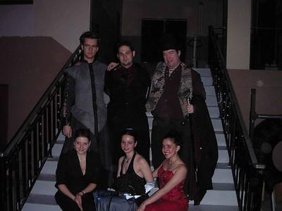 LARP : Bal des Vampires Trois-Rivières