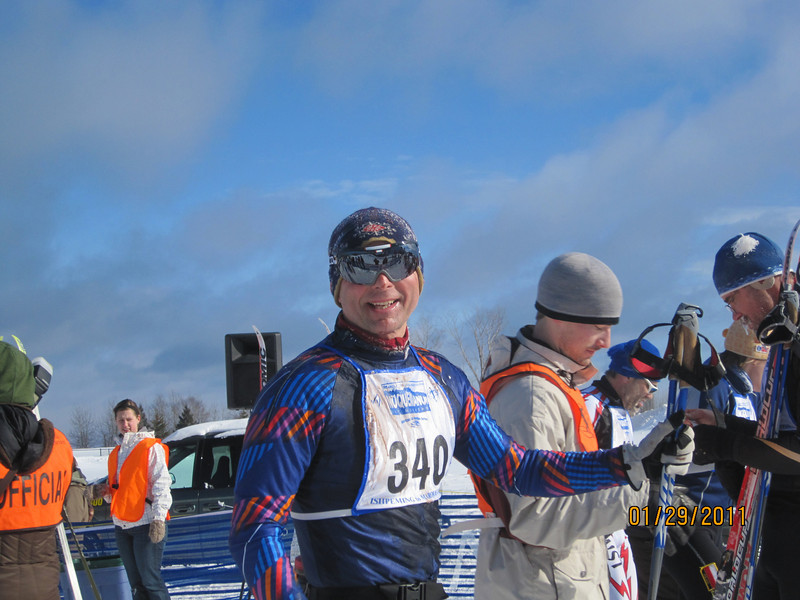 Dr. Smooth from Harbor Springs, Greg Putalik