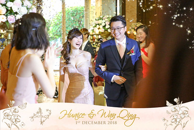 Wedding of Wan Qing & Huai Ce
