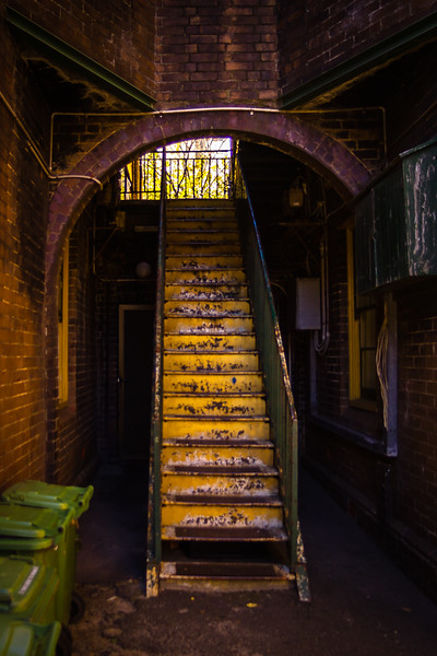 Dawes Point : Workers Flats