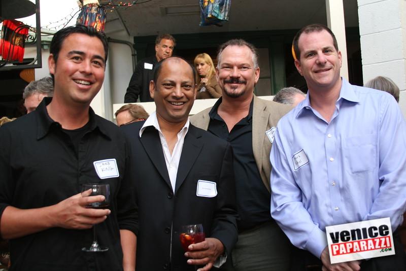0. Jake King, Sris,Tom and Mark Sokol.JPG