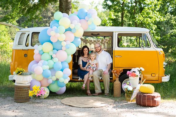 Wright Family VW Bus