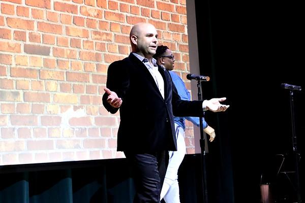 "Vinny Grosso - Presentation of ""Fearless"""