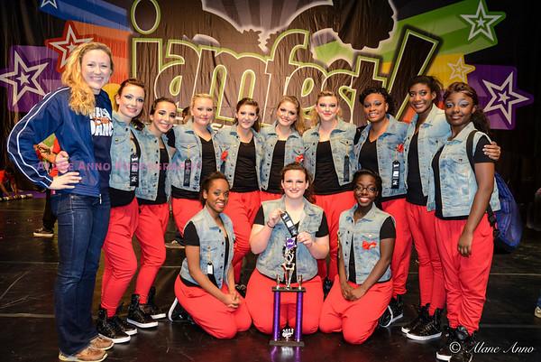 Beech Elite Dance Team Jamfest 2013