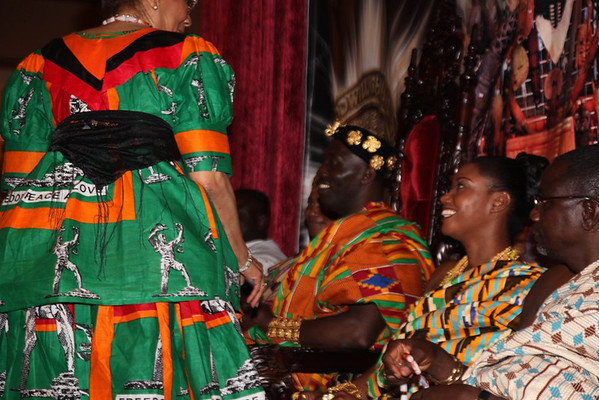 2012 African Family Induction - ZAMBIA