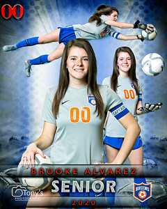 Senior Girls Poster proofs
