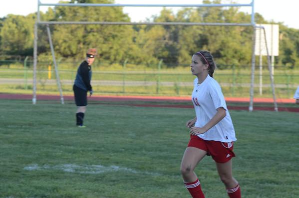 Stebbin's Girls Soccer 2011
