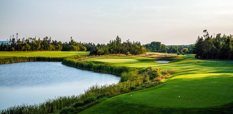 Bell Bay Golf Club - Nova Scotia
