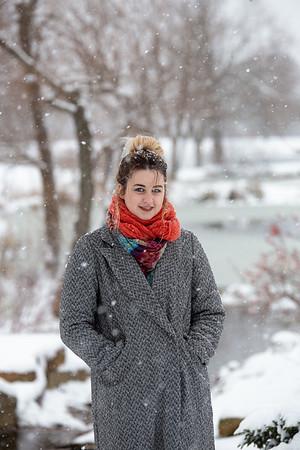 Kristin - Snow
