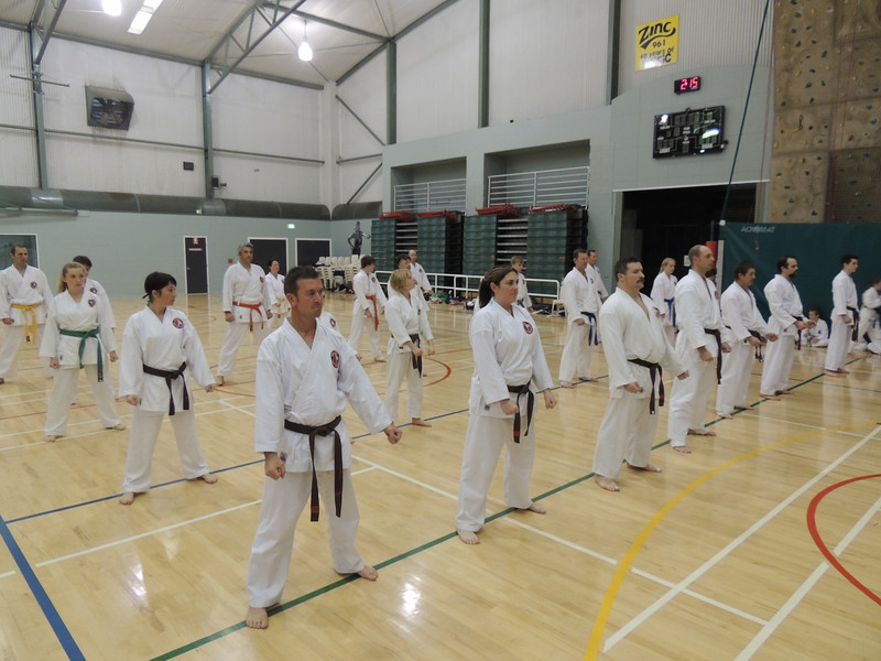 Combat Karate Grading and Course July 2013 026.JPG
