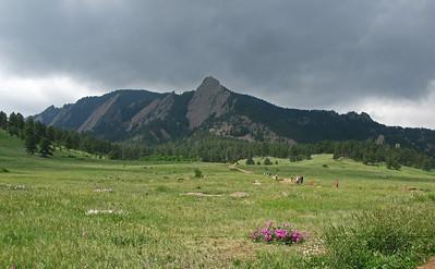 Day 7: Boulder, Chautauqua, Mesa Trail