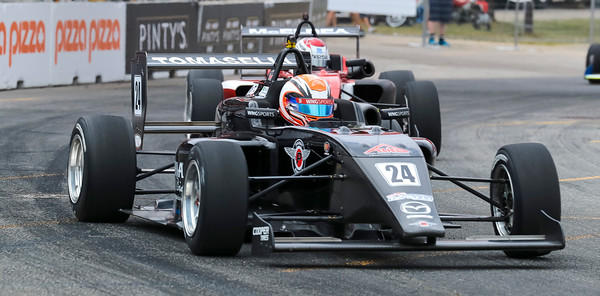 2019 USF2000 at Honda Indy Toronto