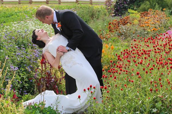 Erin + TJ = Married!