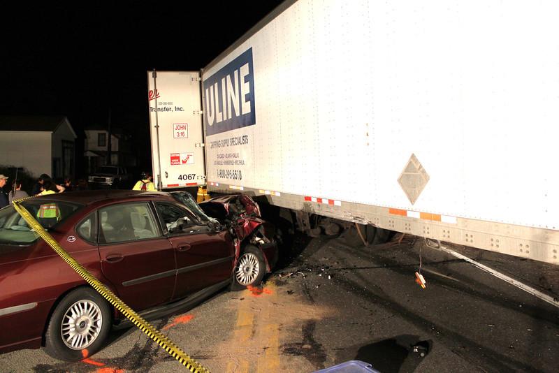 3 Vehicle Fatal Accident, SR309, West Penn, 8-24-2011 (36).JPG