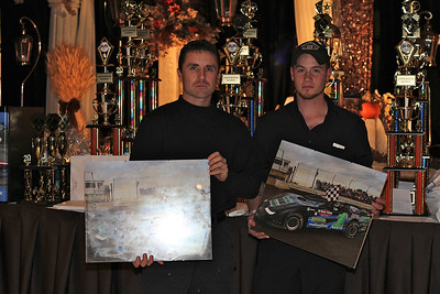 South Buxton Raceway Awards Banquet, Chatham, ON, October 30, 2010