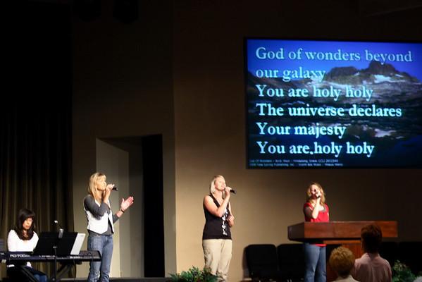 2008 - 2009 Women's Bible Study