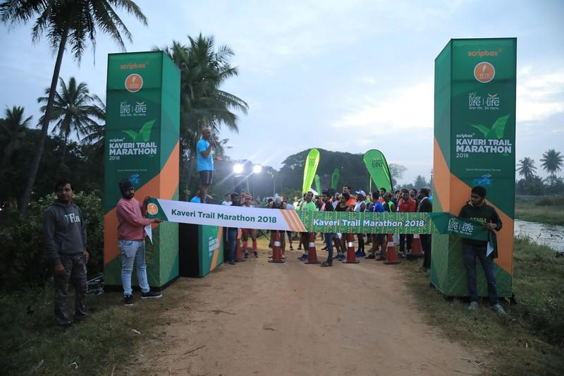 Kaveri Trail Marathon 2018
