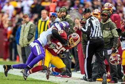 Minnesota Viking vs. Washington Redskins
