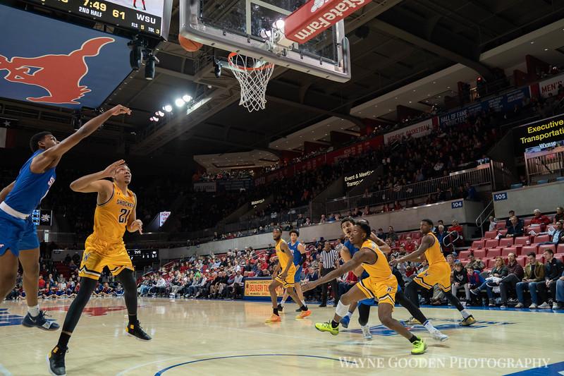 SMU Men's Basketball 3-3-2019