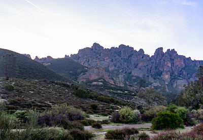 Pinnacles National Park & Monterey 3/19~20/2016